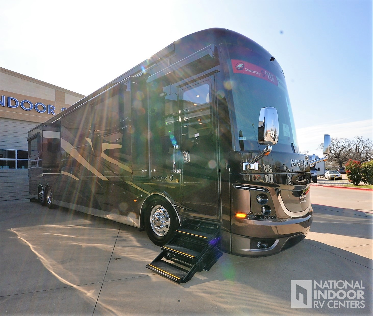 National Indoor Rv Centers New 2018 Newmar King Aire