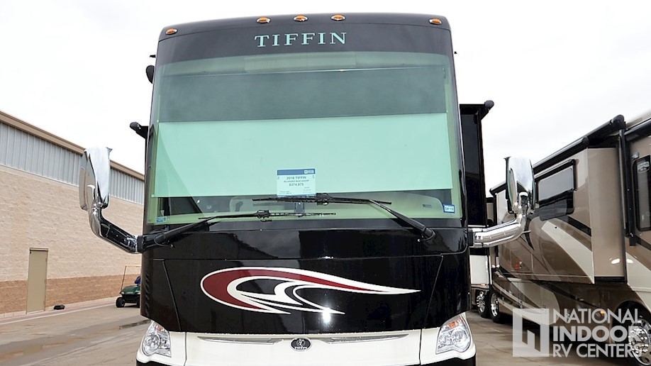National Indoor RV Centers | Used 2018 Tiffin Allegro Bus
