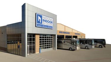 National Indoor RV Centers | Sales | Storage | Service | Wash